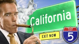 Top 5 Strange Facts About California