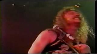 Metallica Creeping Death Live 1989 in Philadelphia