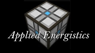 Applied Energistics Tutorial: Vibration Chamber and Charger
