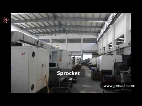 Jpmach Production Facilities