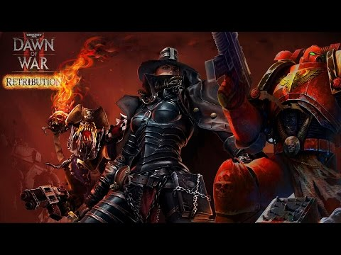 Let's Play Warhammer 40,000: Dawn of War II - Retribution [Part 24] - Space Marines Typhon Arena |