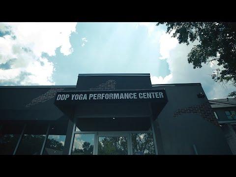 Inside the AMAZING DDP YOGA Performance Center