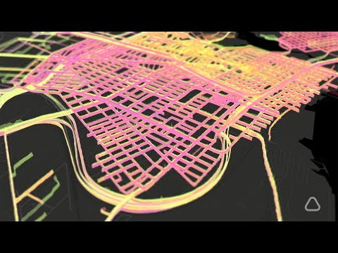 Driving Science: Mapping Air Pollution in Oakland