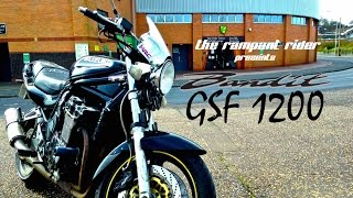 Video Suzuki Bandit GSF 1200 - Review, ride and walkaround download MP3, 3GP, MP4, WEBM, AVI, FLV September 2018