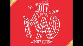[MP3/DL] GOT7 - 고백송 (Confession Song) [MAD Winter Edition]