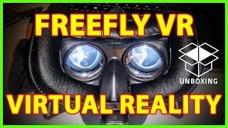 FreeFly VR Headset | Virtual Reality On iOS or Android