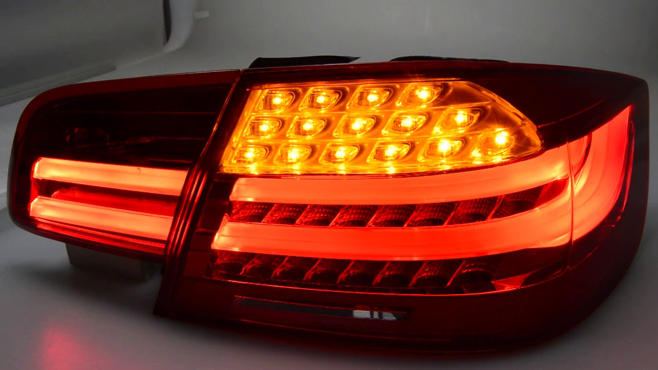 Sw Celi Led Taillights For Bmw 3 Series E92 Coupe 04 14 Red Clear Also Lci Sw Tuning