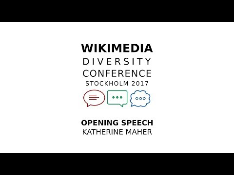 Opening Speech - Diversity Conference 2017
