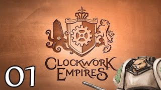 Clockwork Empires Release (Sponsored) - Part 1