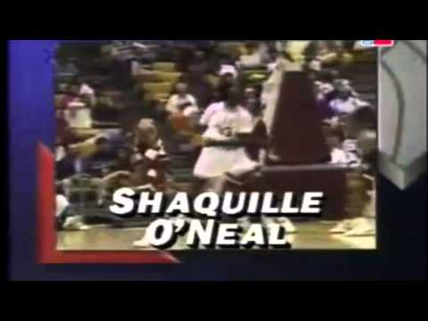 Throwback Of The Week_ Shaquille O_#039;Neal 1992 NBA Draft (Number One Pick)