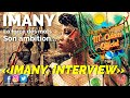 """Capture de la vidéo Interview De Imany  """"la Force Des Mots - Son Ambition"""" - Ép 4 - Découverte Du Titre """"save Our Soul""""."""