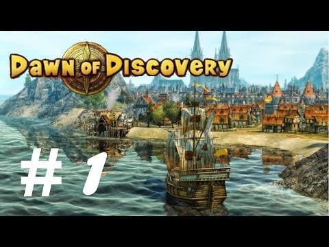 Dawn of Discovery   Let's Play - Part 1