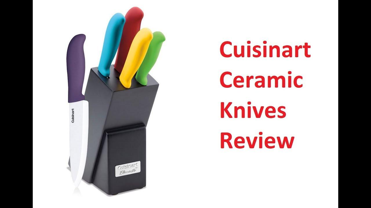 Question Are Cuisinart Ceramic Knives Dishwasher Safe Ceramics