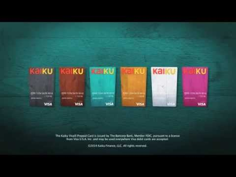 kaiku pre paid visa card card to card transfers - Kaiku Visa Prepaid Card