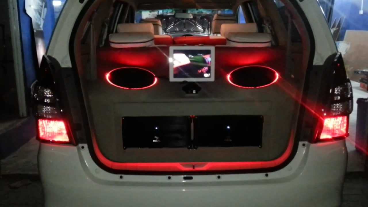 Project I Completed Toyota Innova With Focal Youtube