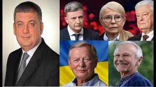 Козлодоевы украинской политики