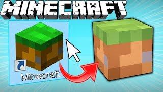 If Minecraft Had Bad Graphics