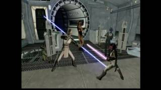 Star Wars Galaxies: Jump to Lightspeed PC Gameplay -