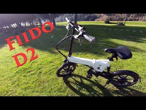 Fiido d2   - ¿La bicicleta electrica con mejor relacion calidad precio ?