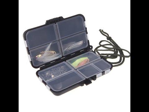 Fishing Tackle Box обзор