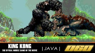 SUNDAY OF LONGPLAY (#060) KING KONG THE OFFICIAL MOBILE GAME OF THE MOVIE - JAVA  (NO COMMENTARY)