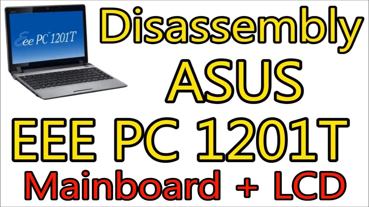 ASUS EEE PC 1201T NOTEBOOK DRIVERS WINDOWS 7