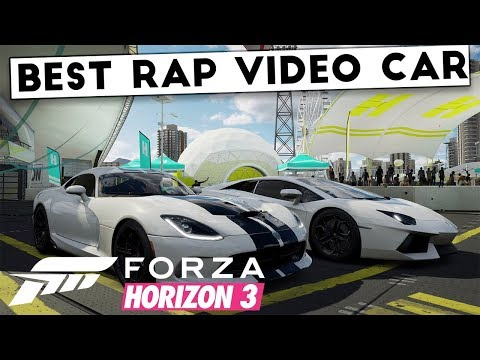 Forza Horizon 3: Best RAP VIDEO Car - Ft AR12 Gaming
