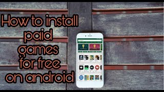 How to install any Paid app or game for free on android (REXDL.COM)