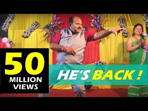 Dancing Uncle Is Back | Watch His Story | Viral Video | DAAFs | DSP Mutual Fund