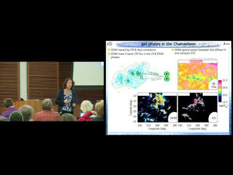 Isabelle Grenier : Tracing the Total Gas in a Sample of Nearby Clouds