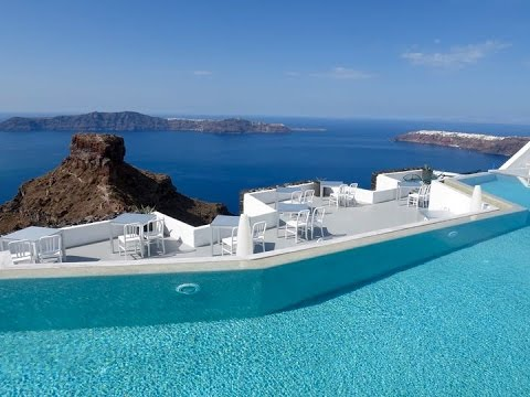 Grace Santorini Review - The 2019 Hotel Review - By Santorini Dave