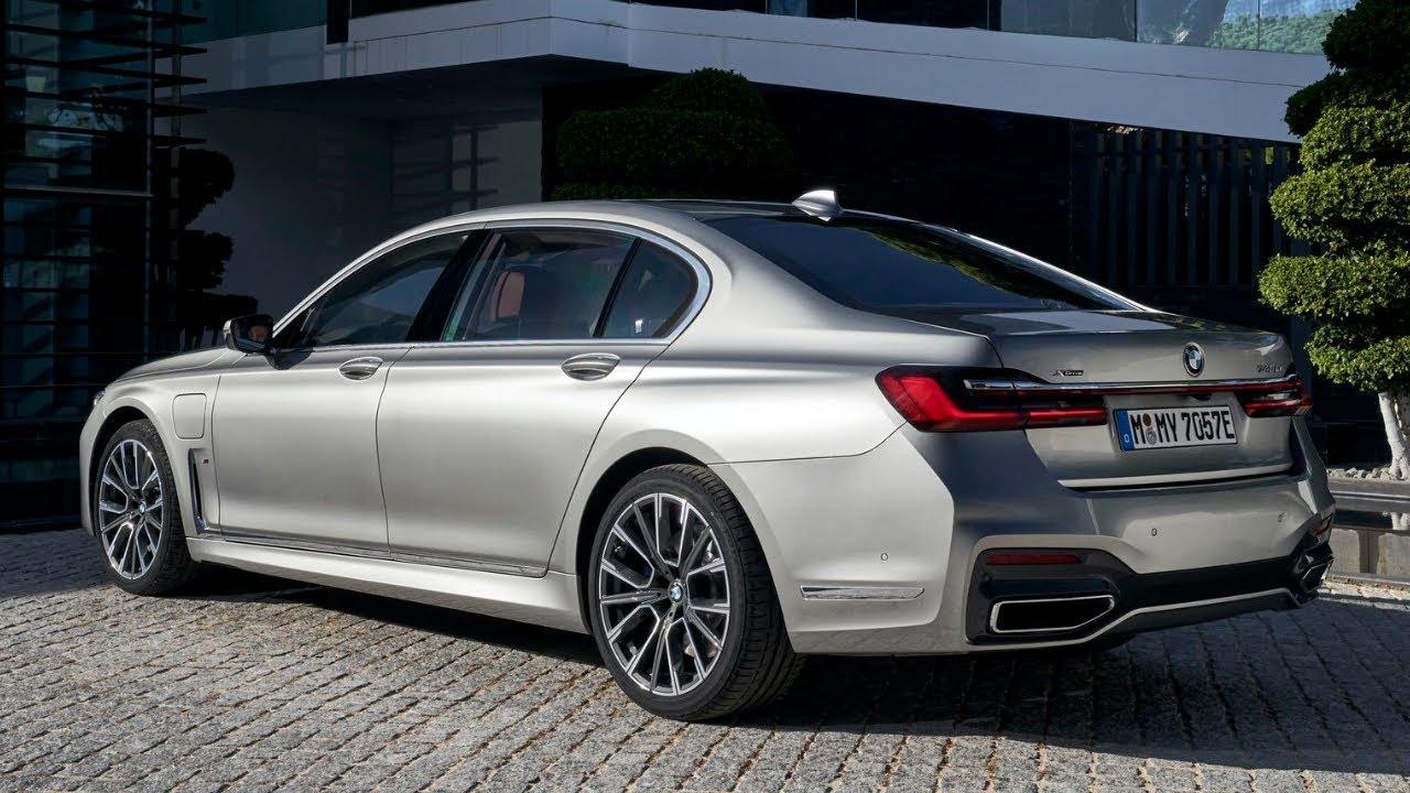 2020 BMW 7 Series BMW 745Le Hybrid Luxury Sedan Experience - YouTube