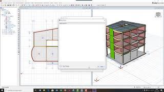 ProtaStructure'da Mod Birleştirme Analizi