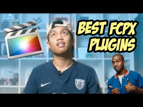 BEST Plugins for FCPX!