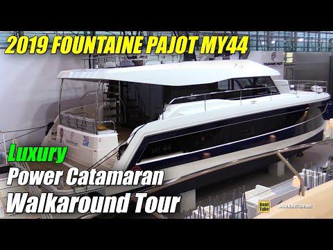 2018 Fountaine Pajot
