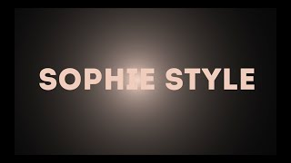 Sophie Style - A Personalised Song and Music Video