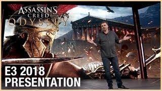 Assassins Creed Odyssey E3 2018 Conference Presentation