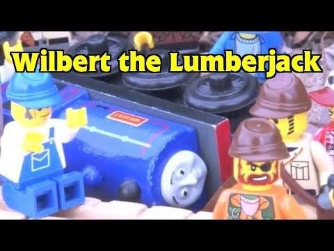 Enterprising Engines: Wilbert the Lumberjack