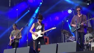 Jonathan Wilson - Desert Raven (live@Off Festival 2014)