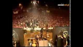 Anthrax - Deathrider (Woodstock Festival - Poland 2013)