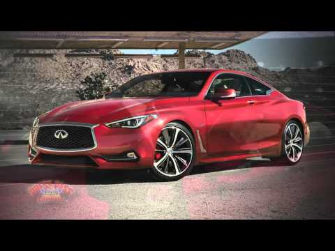 2016 Detroit Auto Show - Infiniti Press Conference