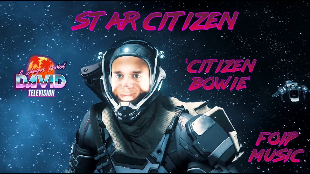 Star Citizen's face mo-cap used to make music video for
