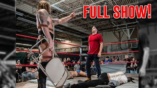 Full Indy Event: Pandemonium w/ Josh Briggs, Anthony Greene, Mike Verna, Davienne, JT Dunn, & more