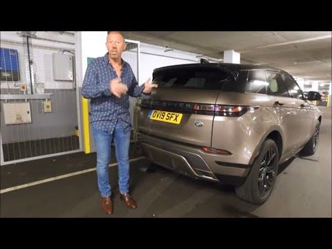 Range Rover Evoque 2019 Full  Road Test & Evaluation