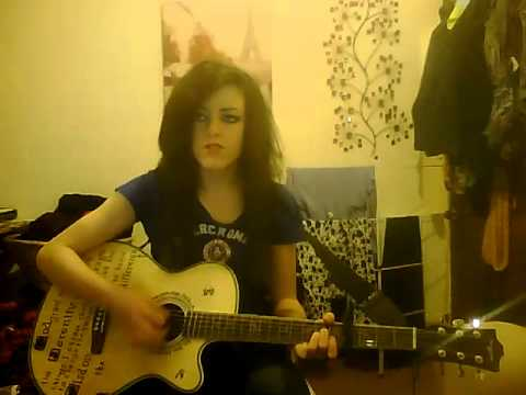 Katie Griffiths The fear by Ben Howard Cover