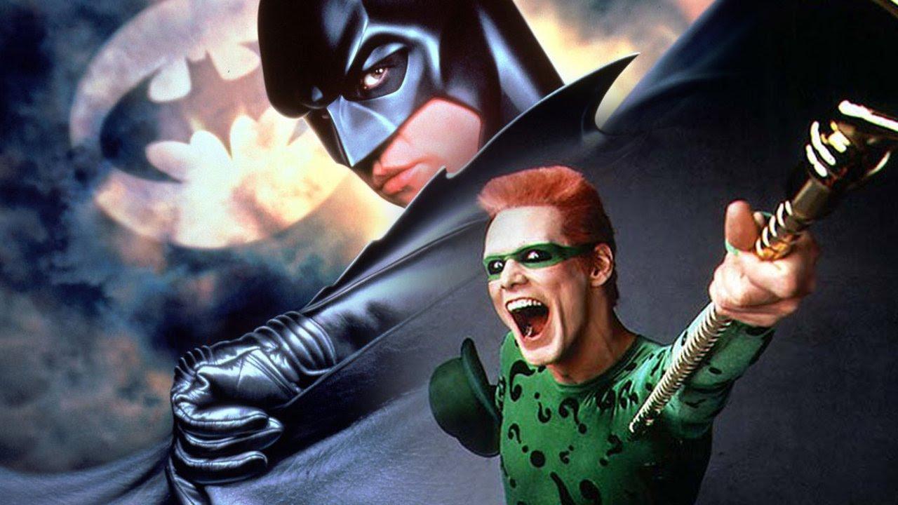 The Batman Reviews Batman Forever 1995 Youtube