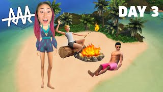LAST TO LEAVE SIMS ISLAND WINS $10,000!! (TEAM RAR CHALLENGE)