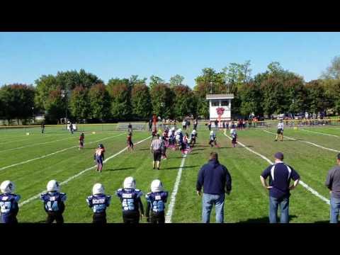 Des Plaines Jr Warriors vs Elgin Bears Feather Weight Pac10 Part 2