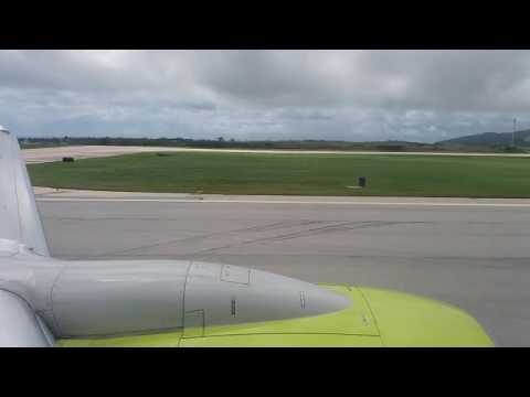 Jinair LJ652 Saipan Take off