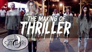 The Making of Thriller - Flash Mob (Sailing Satori)